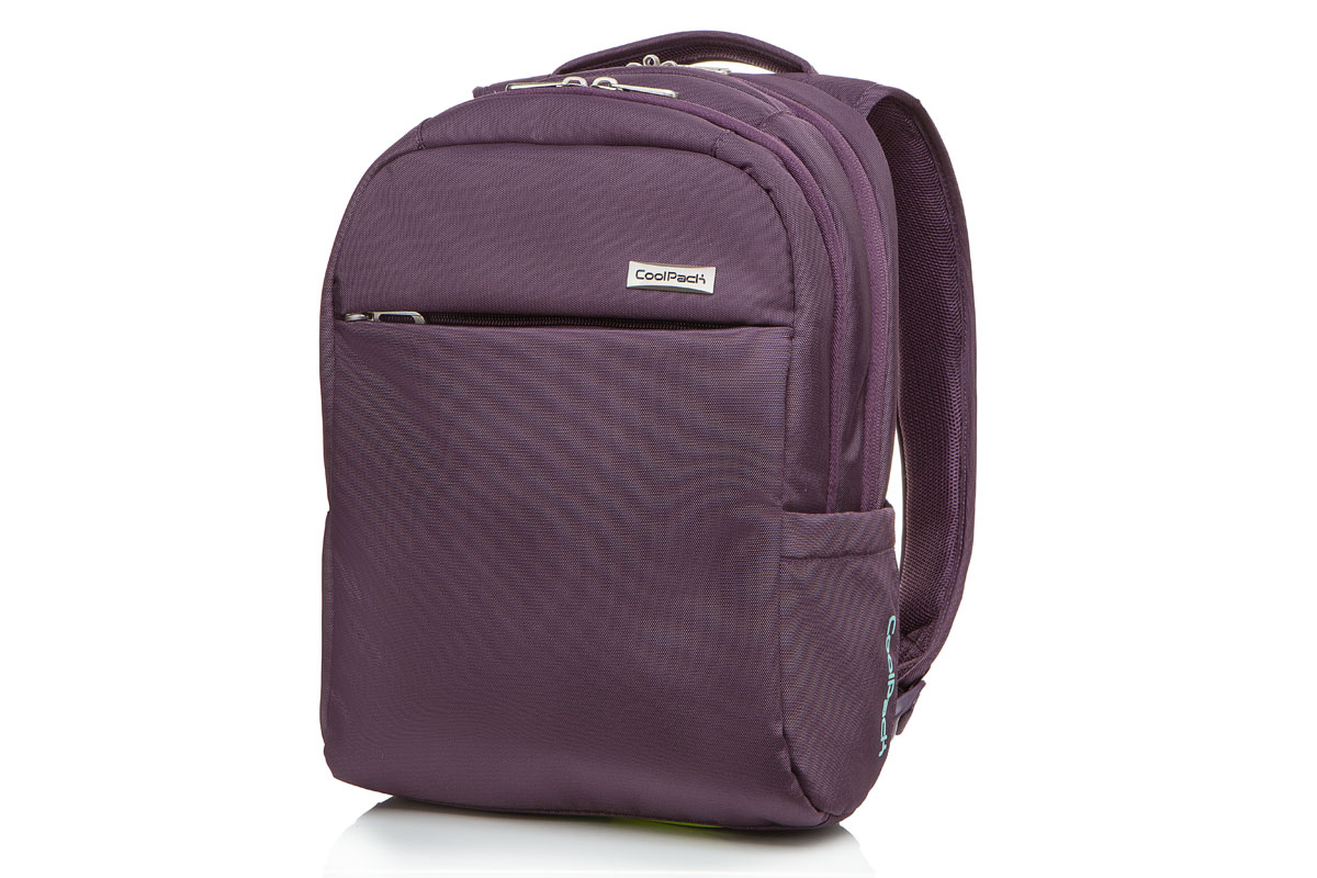 Coolpack - force - business backpack - purple