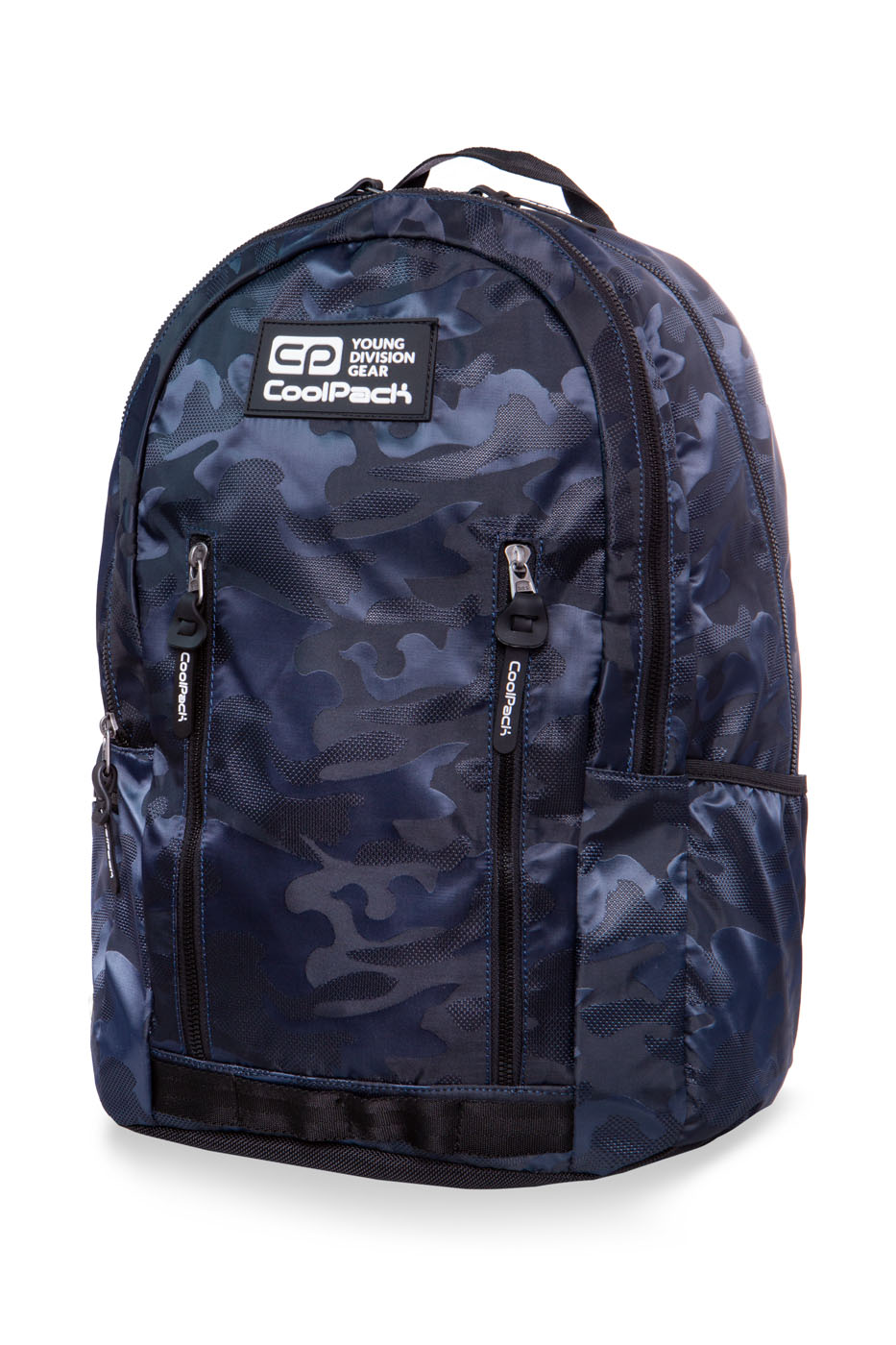 Coolpack - impact ii - youth backpack - army navy