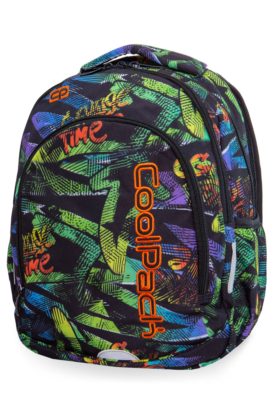 Coolpack - prime - youth backpack - grunge time