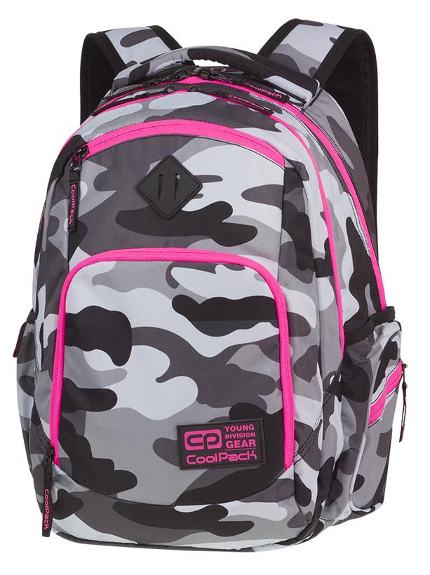 Coolpack   break  rygsæk camouflage