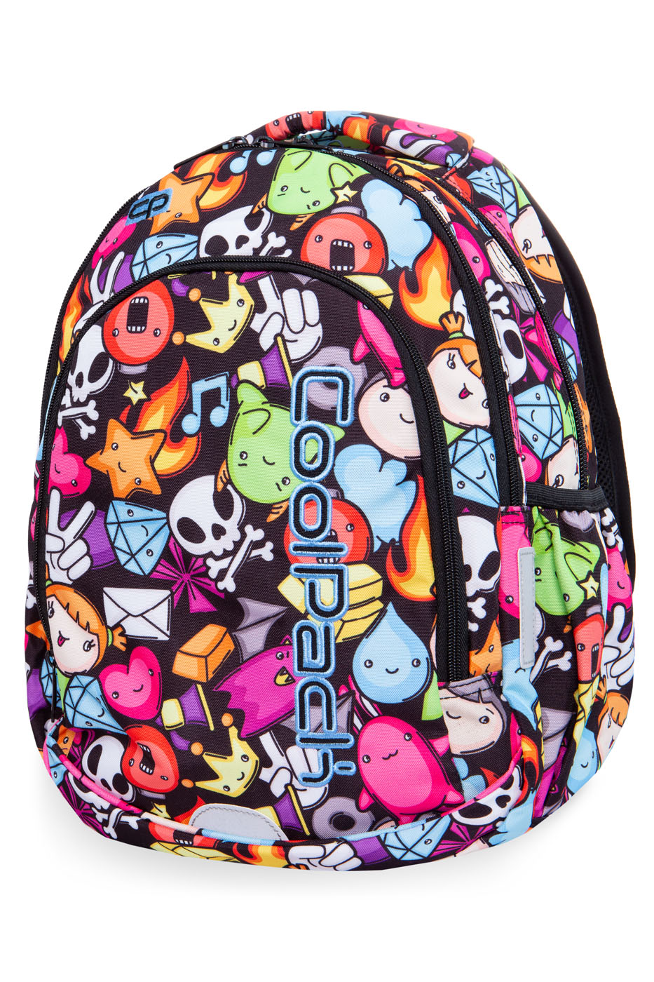Coolpack - prime - youth backpack - doodle