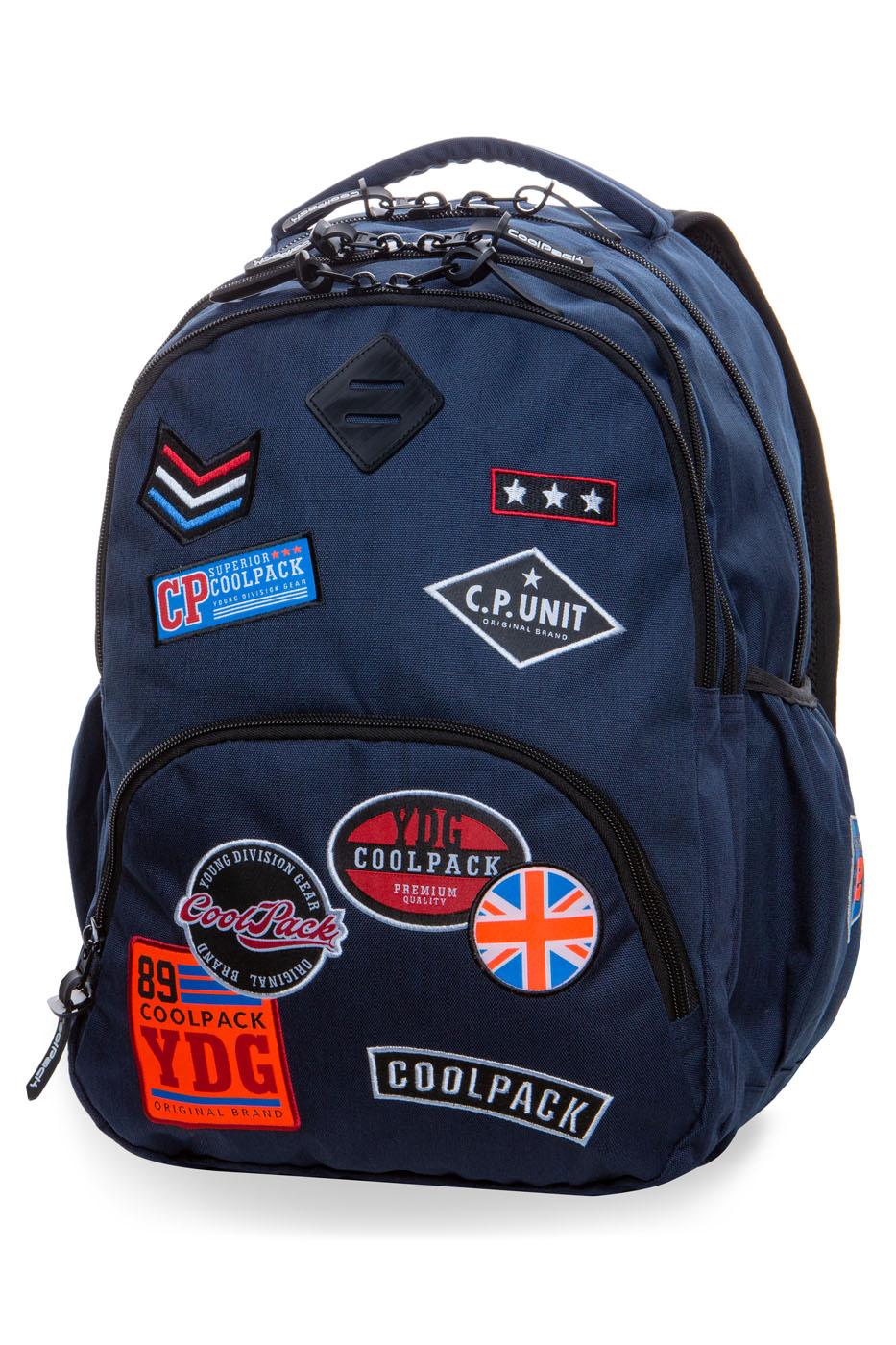 Coolpack   bentley  rygsæk   blue