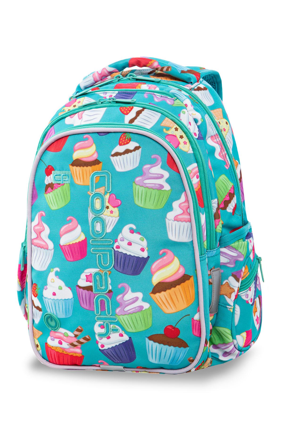 Coolpack   joy m  rygsæk   led cupcakes