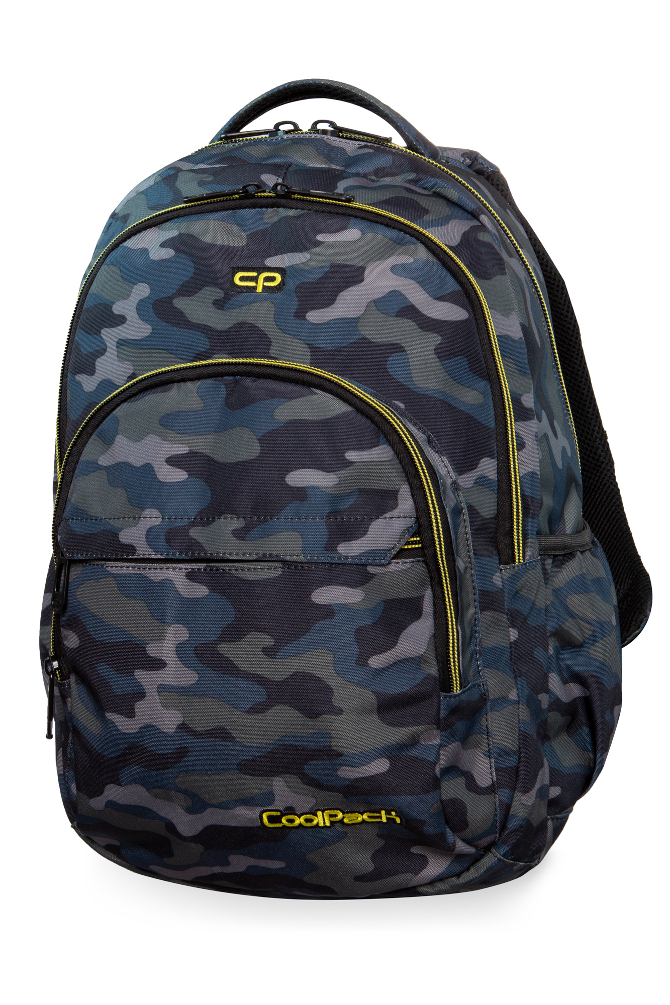 Coolpack - basic plus - youth backpack - military