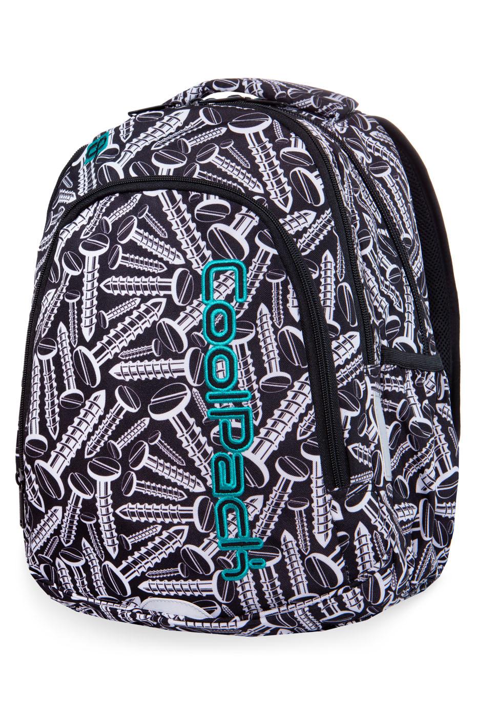 Coolpack - prime - youth backpack - screws