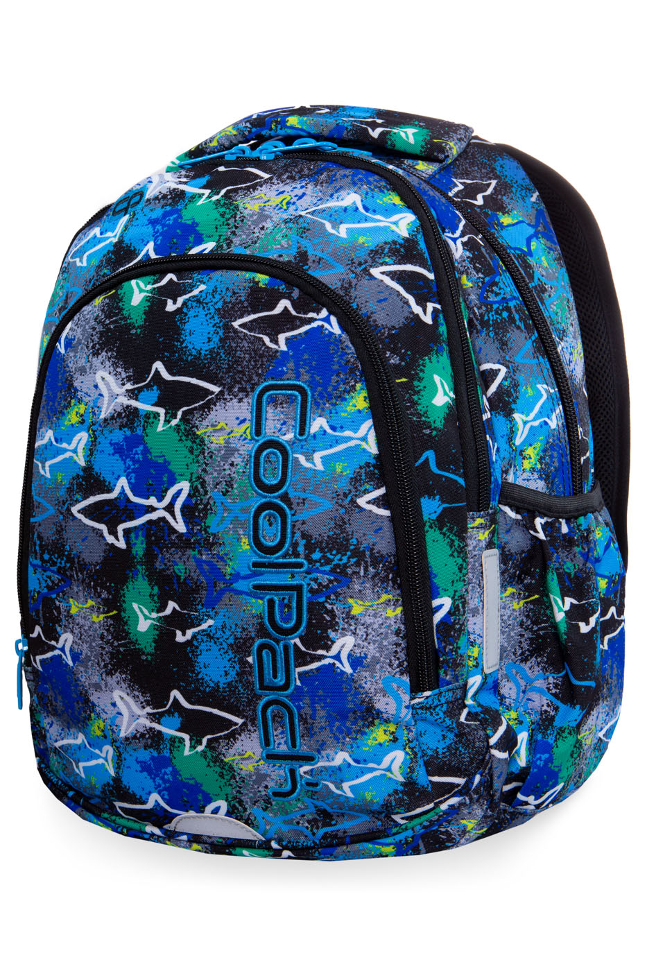 Coolpack - prime - youth backpack - sharks