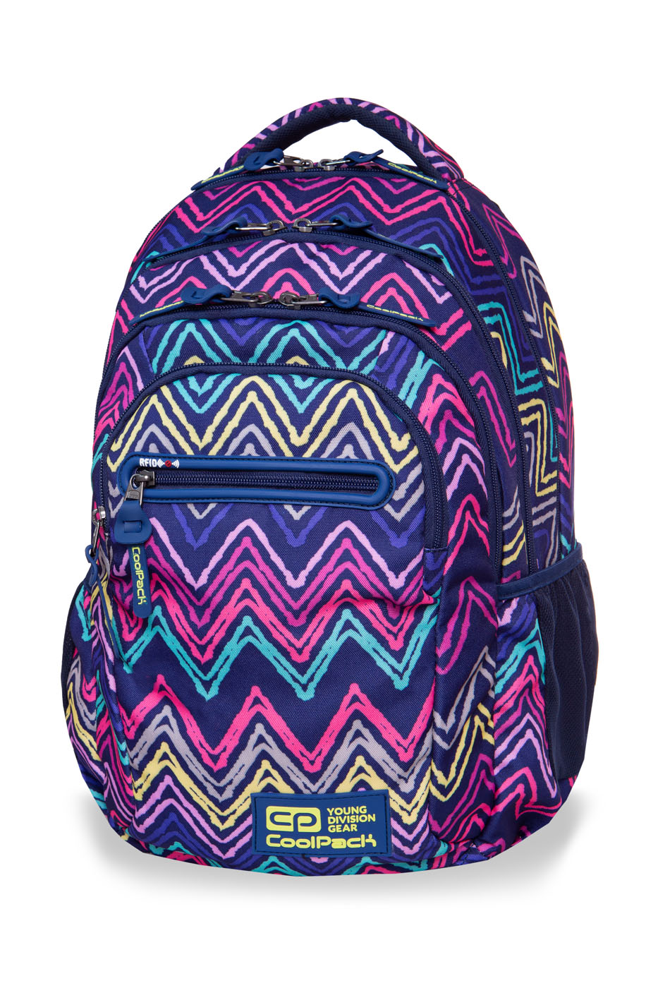 Coolpack - college tech - youth backpack - flexy