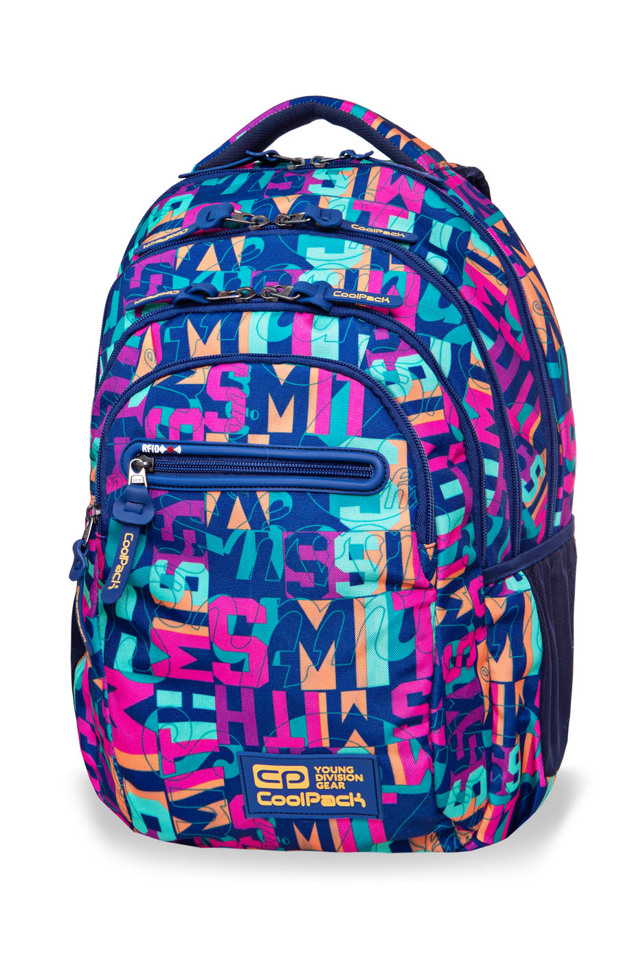Coolpack - college tech - youth backpack - missy