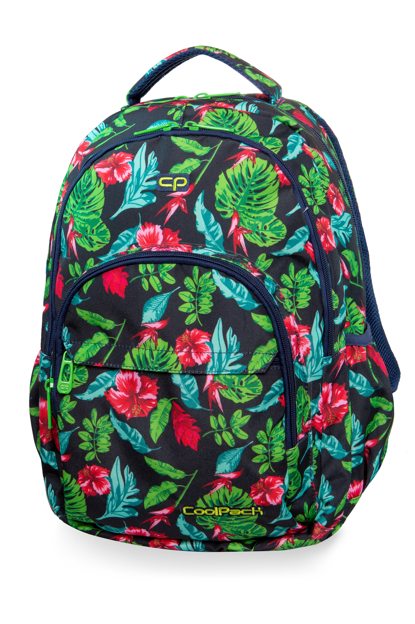 Coolpack - basic plus - youth backpack - candy jungle