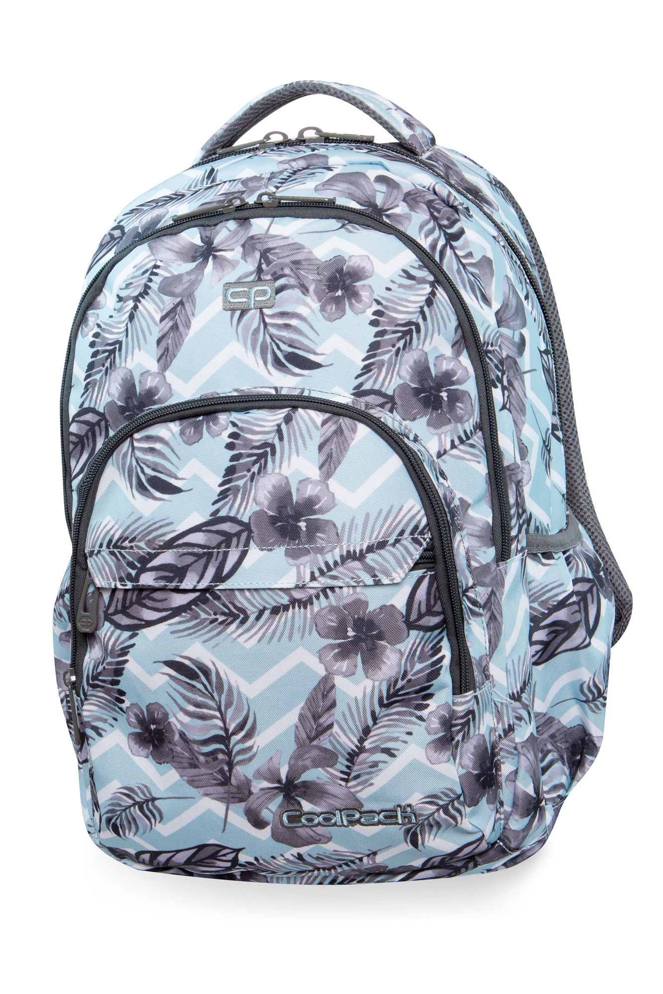 Coolpack - basic plus - youth backpack - surf palms