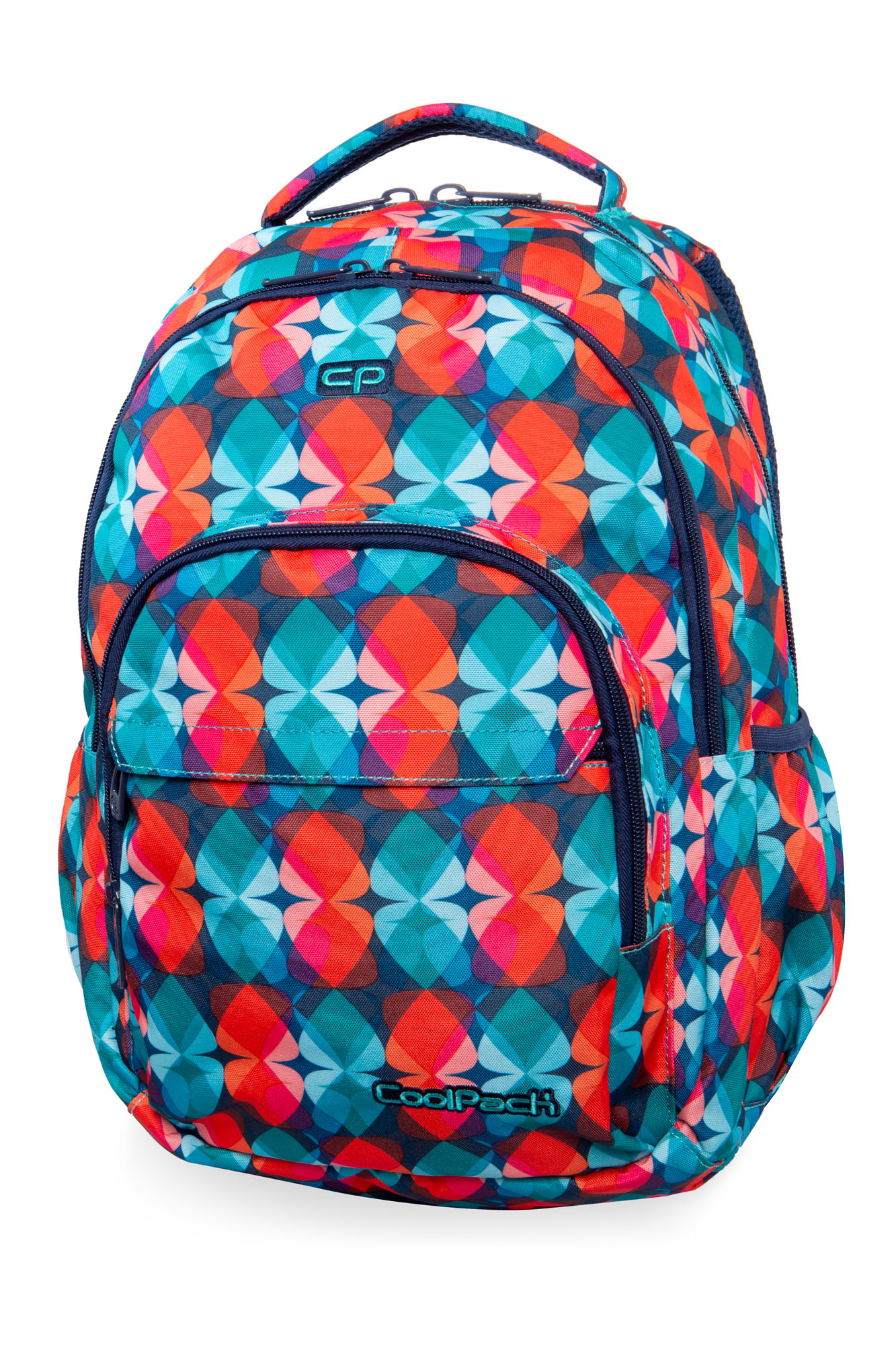 Coolpack - basic plus - youth backpack - magic leaves