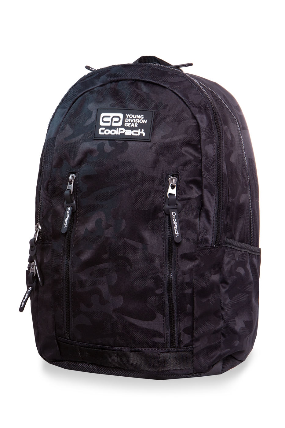 Coolpack - impact ii - youth backpack - army black