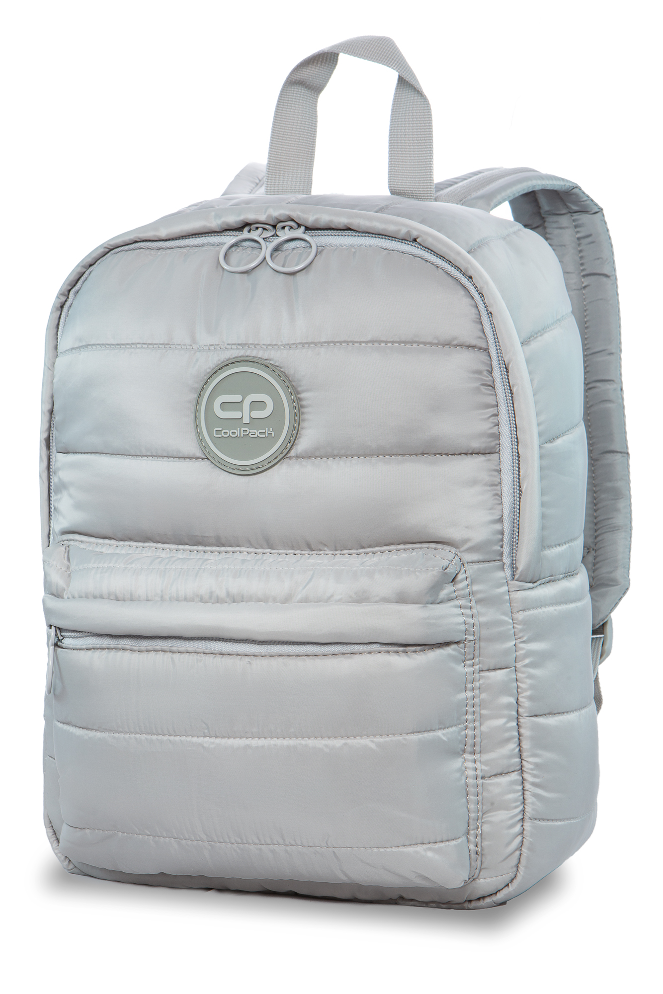 Coolpack - abby - youth backpack - gray mist