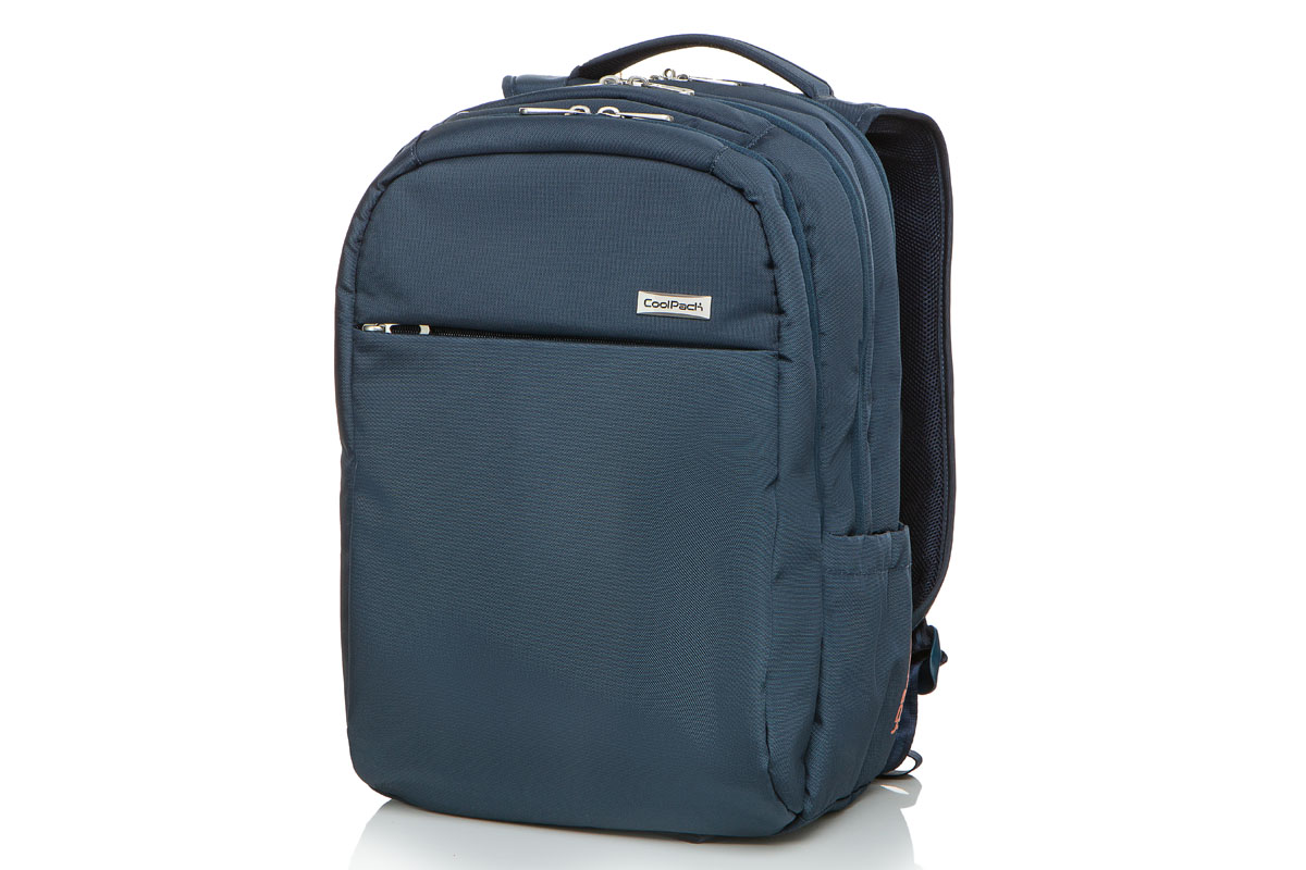 Coolpack - raptor - business backpack - blue