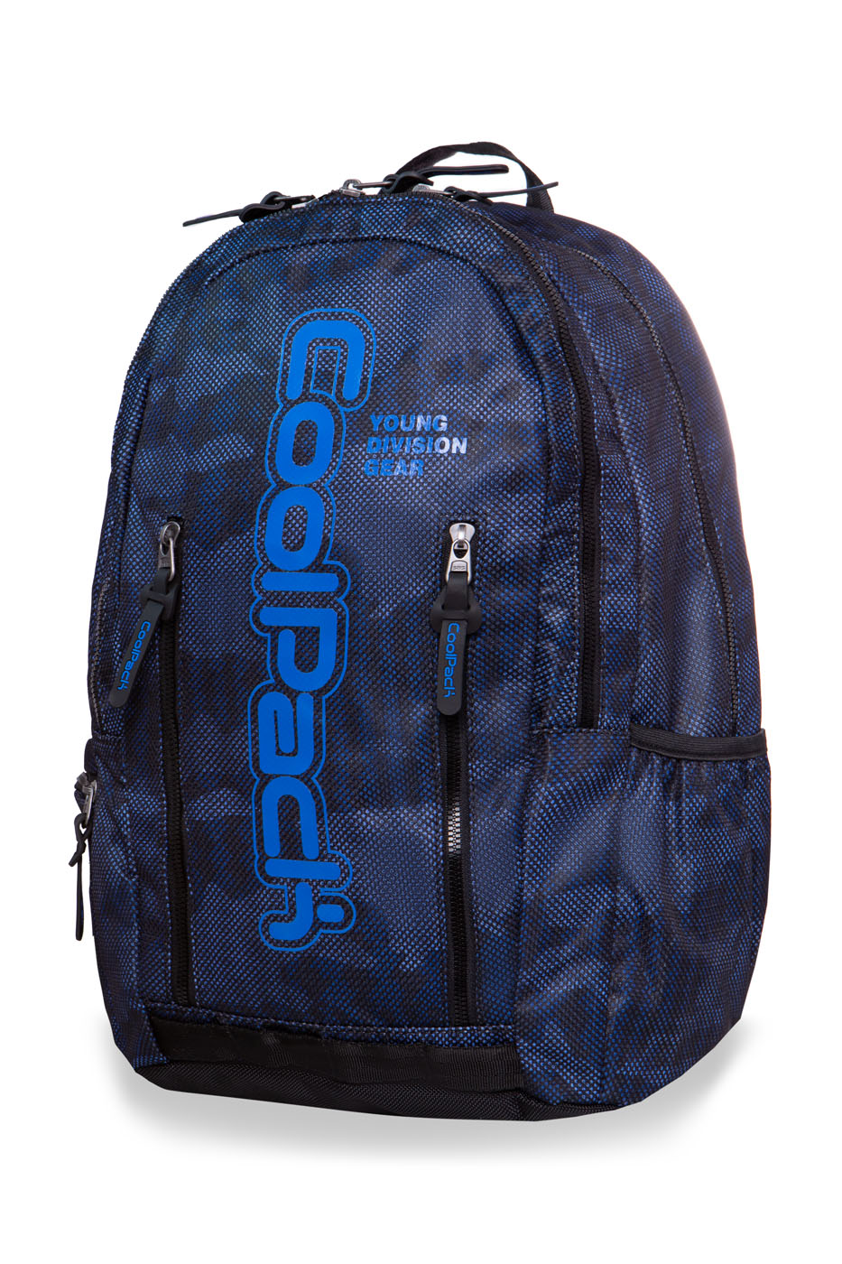 Coolpack - impact ii - youth backpack - army blue