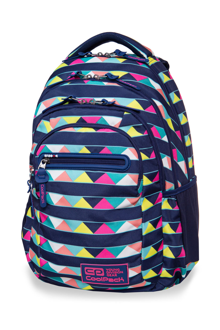 Coolpack - college tech - youth backpack - cancun
