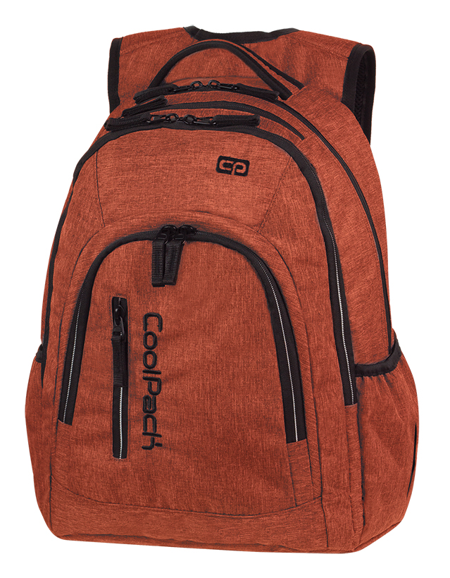 Coolpack - mercator plus snow - youth backpack - a316