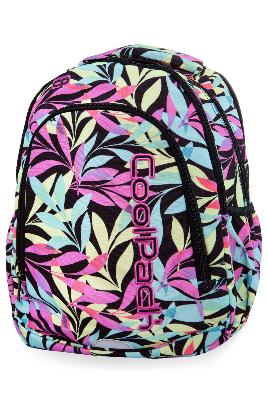 Coolpack - prime - youth backpack - pastel leaves