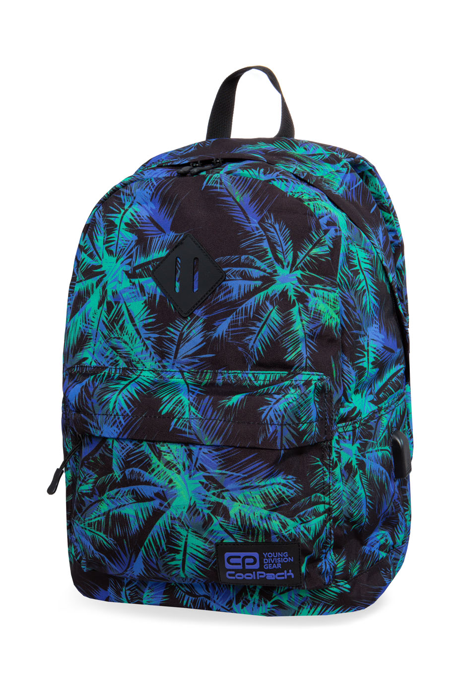 Coolpack - cross - youth backpack - palms tangle