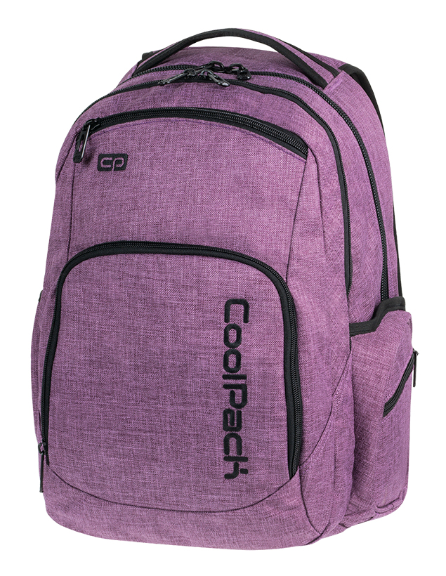Coolpack - break snow - youth backpack - 850 - 4 compartments