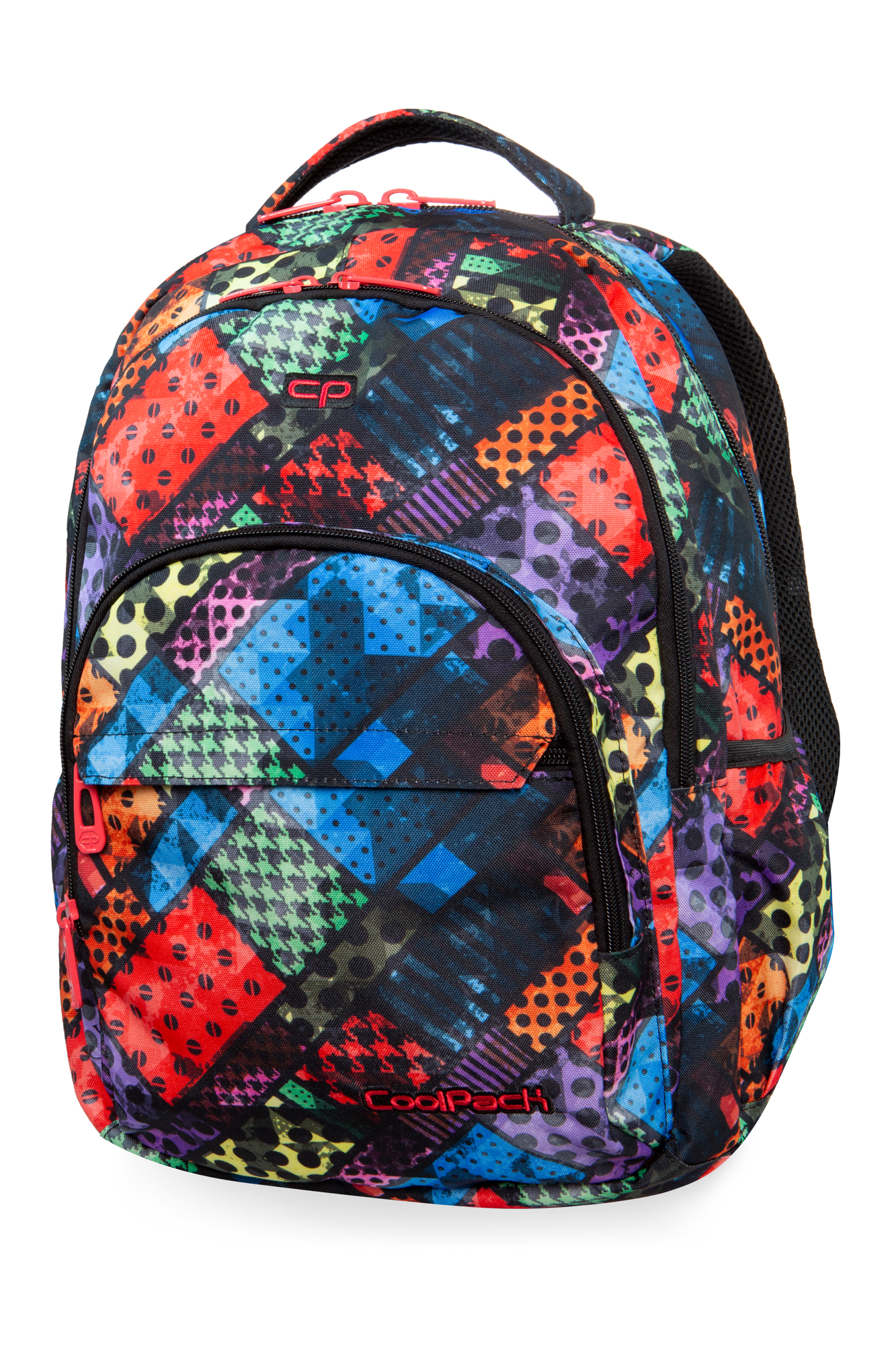Coolpack - basic plus - youth backpack - blox