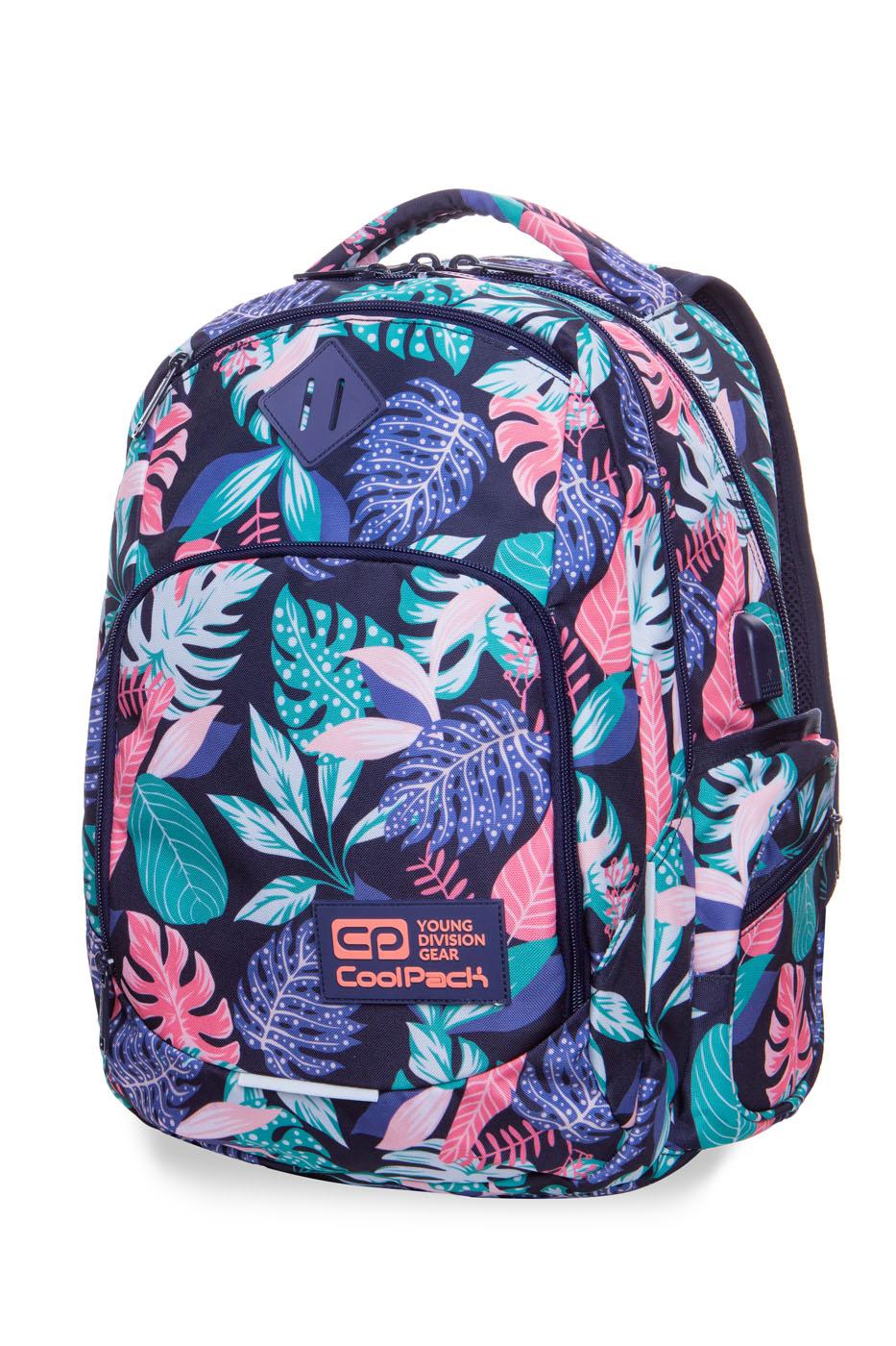 Coolpack   break  rygsæk   tropical mist