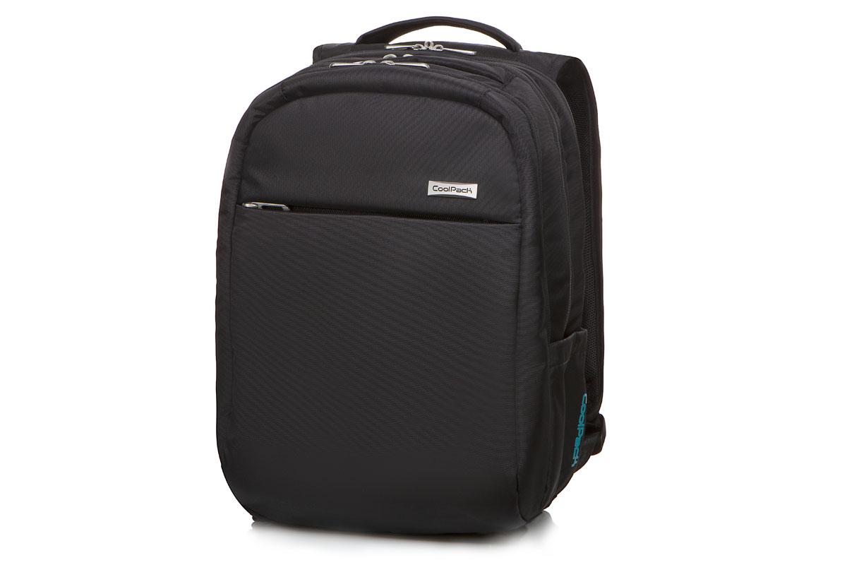 Coolpack - raptor - business backpack - black