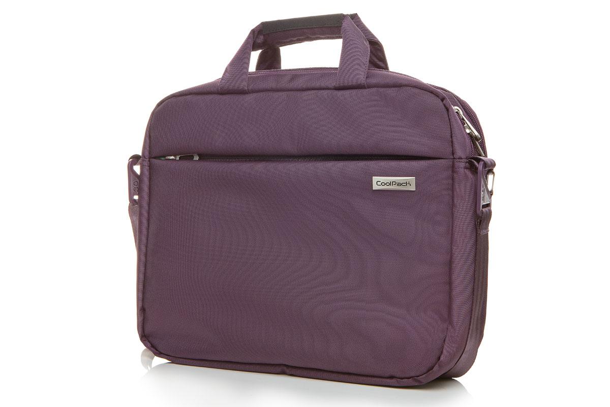 Coolpack - lagoon - laptop bag - purple