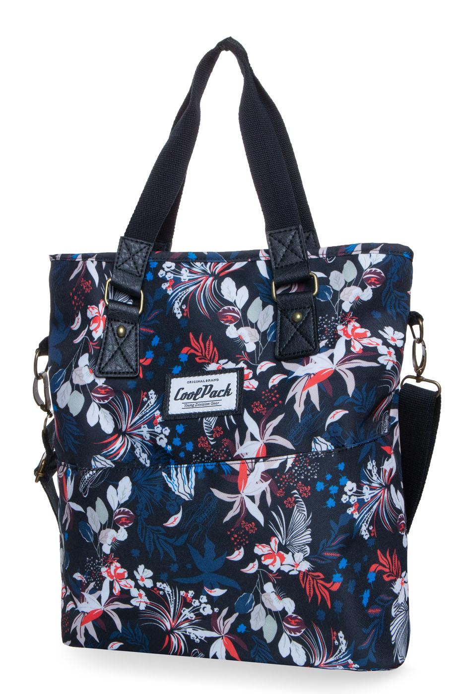 Coolpack - amber - shoulder bag - ocean garden