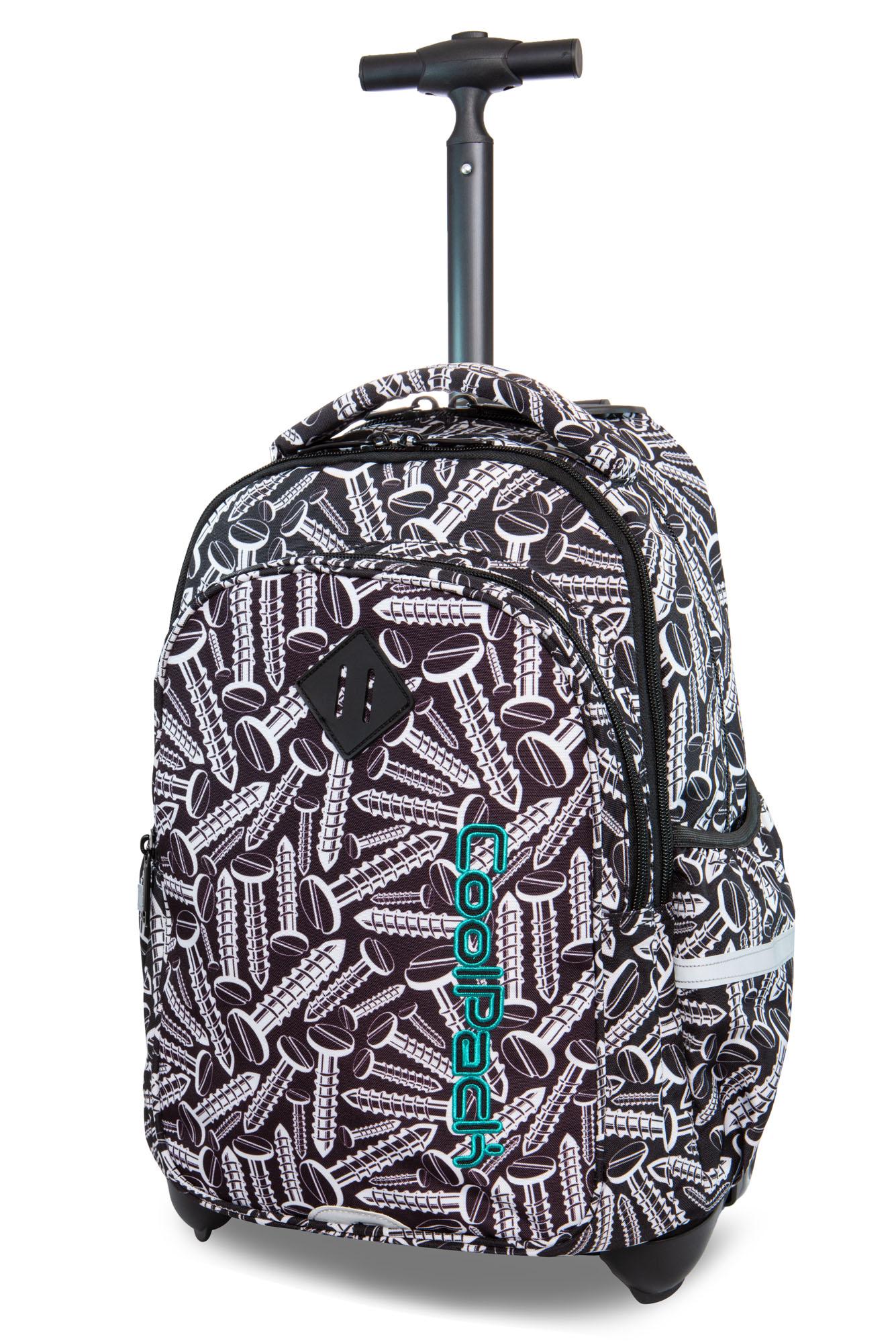 Coolpack   junior  rygsæk med hjul   screws