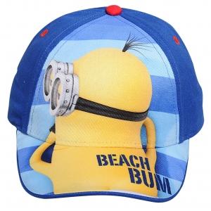 Minions summer cap