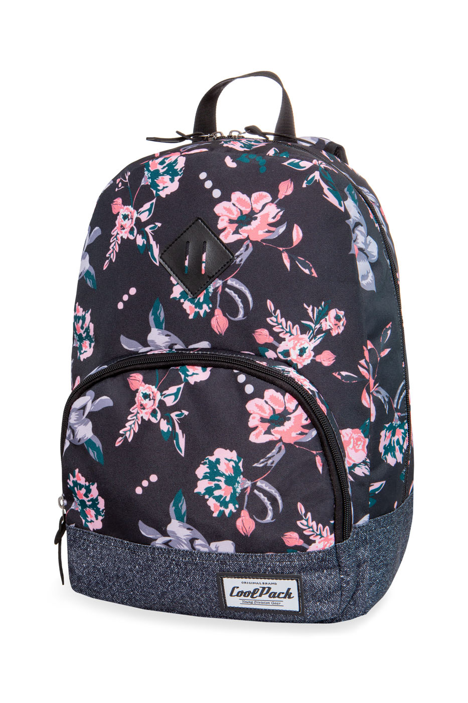Coolpack - classic - backpack for youth - dark romance