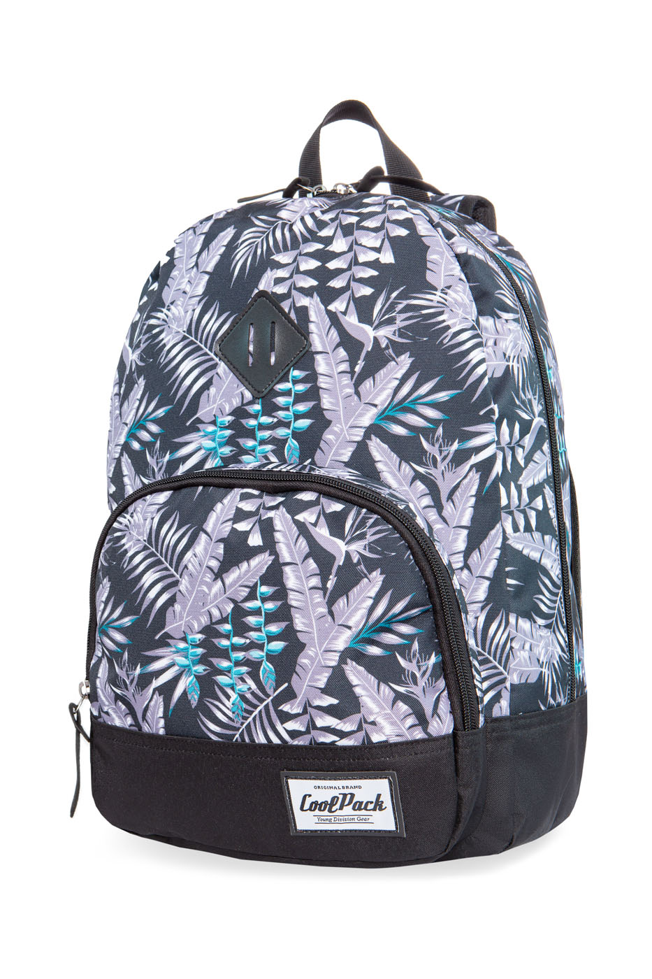 Coolpack - classic - youth backpack - palms