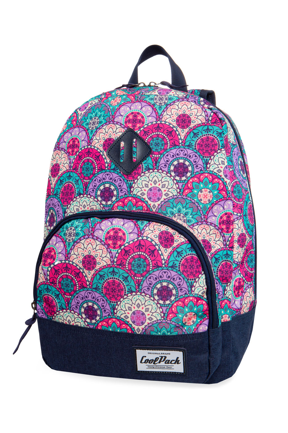 Coolpack - classic - youth backpack - orient pastel