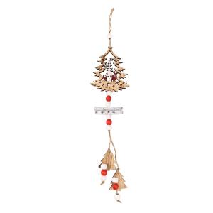 Christmas tree hanging 35x7 cm