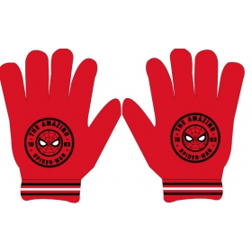 Spiderman acrylic gloves