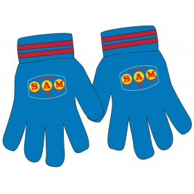 Fireman Sam acrylic Gloves