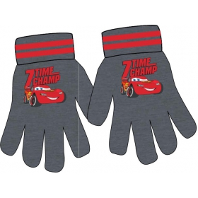 Cars acrylic gloves