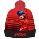 Miraculous Ladybug girl's autumn / winter cap