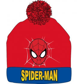 Spiderman boys' autumn / winter hat