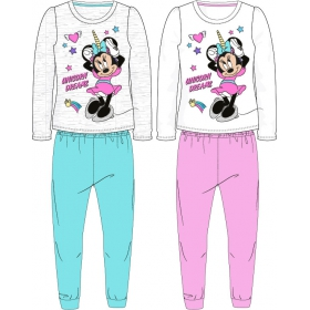 Minnie Mouse girl's pajamas