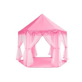 Namiot dla dzieci N6104 - różowy