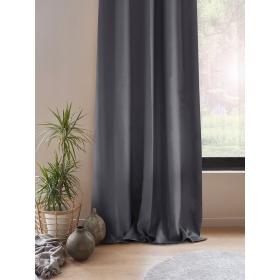 Blackout Charcoal curtain 140x245 cm