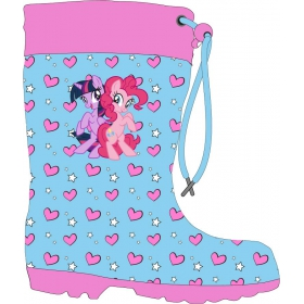 My Little Pony rainboots