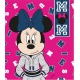 Minnie Mouse fleece blanket - sale!
