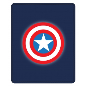 Avengers boys fleece blanket