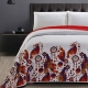 Bedspread, Boho DecoKing plaid 200x220 cm