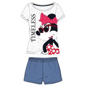 Minnie Mouse woman summer pajamas