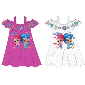 Shimmer and Shine summer dress