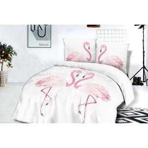 Cotton linen 61443/1 160x200 vintage